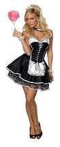 Secret Wishes Maid Costume Medium - $21.29