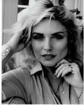 Deborah Harry Blondie MM Vintage 11X14 BW Music Memorabilia Photo - $12.95