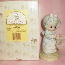 """Precious Moments """"May Only Good Things Come Your Way"""" #524425 Year 1990 - $9.90"""