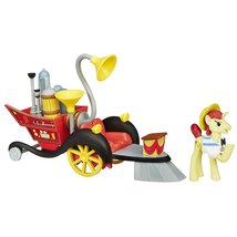 My Little Pony Friendship is Magic Collection Super Speedy Squeezy 6000 Set - $8.93