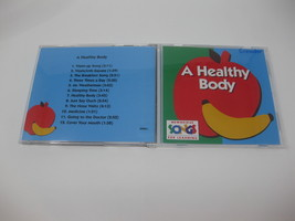New Bridge Songs For Learning CD - Newbridge - A Healthy Body - $14.99