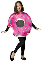 Strawberry Doughnut Donut Childs Boys Girls Costume One Size GC6331710 - $49.99