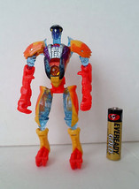 Transformers Beast Machines Maximal SILVERBOLT 99% Complete Hasbro Nice!! - $6.99
