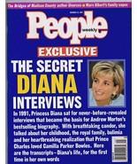 ORIGINAL Vintage October 13 1987 People Magazine Princess Diana Interviews - $23.19