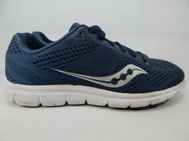 Saucony Ideal Size US 8.5 M (B) EU 40 Women's Running Shoes Blue S15269-2