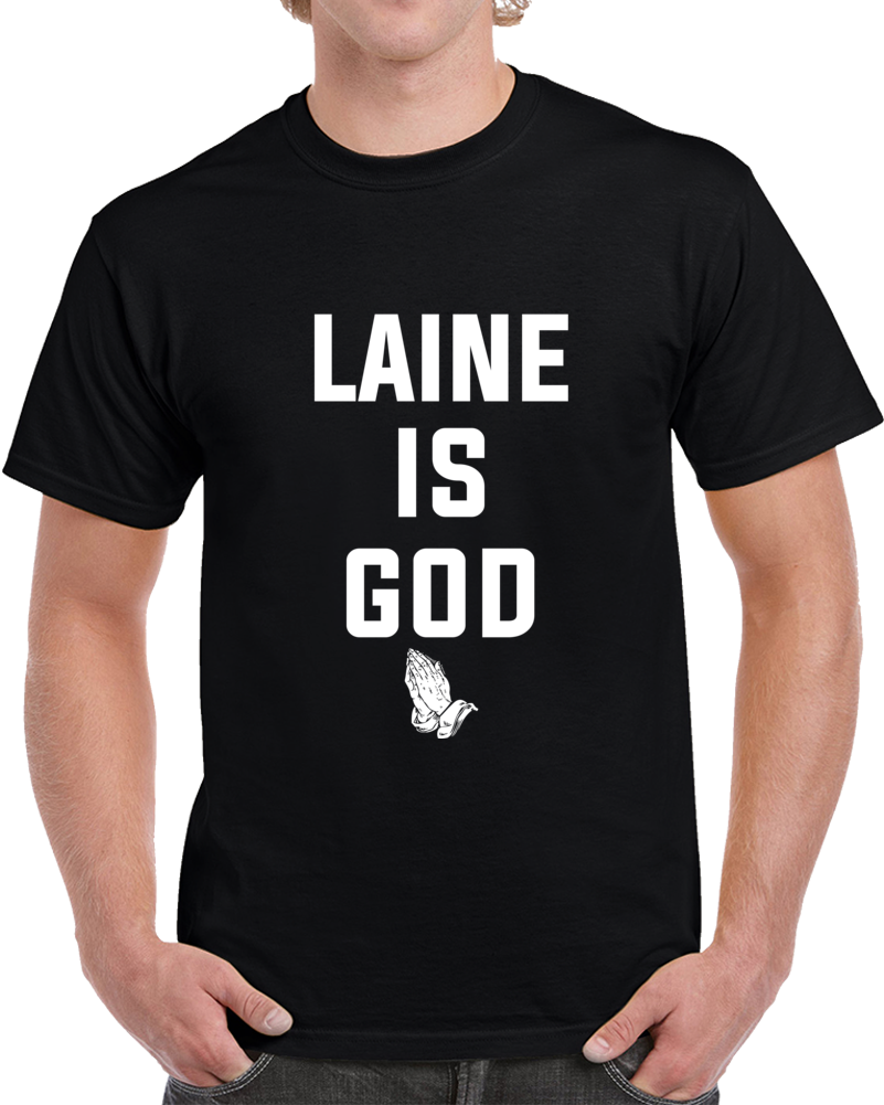 Primary image for Patrick Laine Is God Winnipeg Hockey Team T Shirt