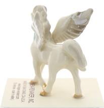 Hagen-Renaker Miniature Ceramic Pegasus Figurine Standing and Lying Set of 2 image 6