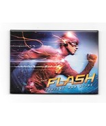 DC Comics The Flash TV Series Fastest Man Alive Refrigerator Magnet NEW UNUSED - $3.99