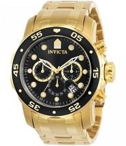 Invicta Watches Men's Watch Pro Diver Chronograph 0072 - $189.23