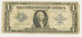 1923 Un Dollar George Washington Argent de Plaquettes Certificat - $44.27