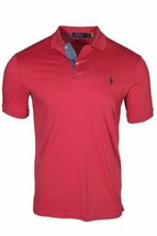 Polo Ralph Lauren Men's Classic Fit Jersey Polo Shirt Nantucket Red ,Size XL - $59.39
