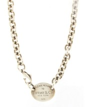 Tiffany & co Women's .925 Silver Necklace