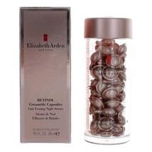 Retinol Ceramide by Elizabeth Arden, 60 Capsules Line Erasing Night Seru... - $69.99