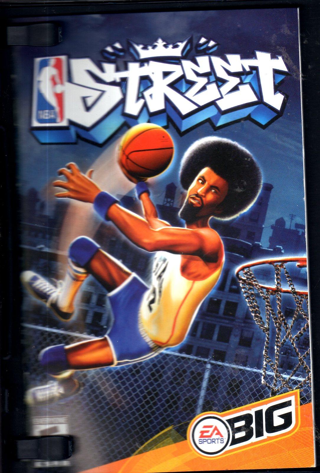 PlayStation 2 -  NBA Street