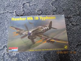 Monogram  Hawker MK 1B Typhoon 1/48 scale - $24.99