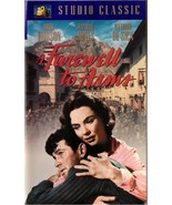 A Farewell To Arms VHS Rock Hudson Jennifer Jones Vittorio De Sica - $1.99