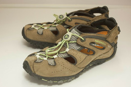 Merrell US 8.5 Brown Hiking Sandals Women's - $48.00