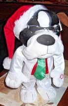 NEW Merry Brite Dancing Animated Dog with Sunglasses - $14.00