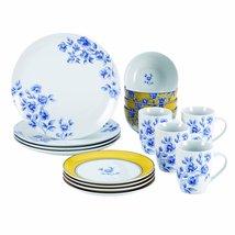 Signature Dinnerware Spring Prelude 16-Piece Dinnerware Set - $189.99