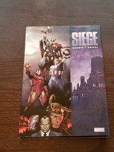 Siege Hardcover Graphic Novel - $8.00