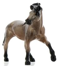 Hagen-Renaker Miniature Ceramic Horse Figurine Wild Mustang Stallion image 6