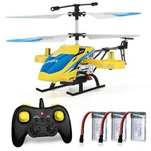 JJRC Helicopter with Remote Control, JX02 Helicopter 4 Channel with Side... - $983,21 MXN