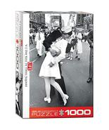EuroGraphics Kissing on VJ Day Life Magazine (1000 Piece) Puzzle - $15.00