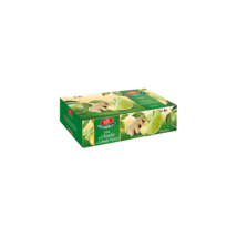 Fares Ginger and Lime Green Tea, Aromafruct, 100 envelopes, - $32.01
