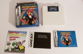 Mario Kart Super Circuit (Nintendo Game Boy Advance, 2001) CIB Complete - $58.36