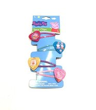 Peppa Pig Snap Clips - $5.93
