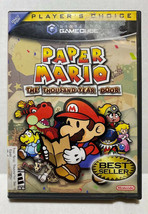 Paper Mario: The Thousand - Year Door Nintendo Game Cube, 2004 - $49.49