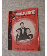 Ken's Spotlight On Las Vegas 9/19/58 Abbott & Costello The Novelties The... - $16.99