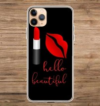 Hello Beautiful Phone Case for iPhone Galaxy 5 6 7 8 9 11 Pro X XS Max XR - £17.43 GBP