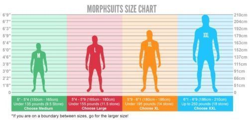 Morphsuit Black Power Rangers Body Suit Skin Halloween Adults Costume 78-0317
