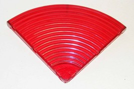 Red Replacement Lens Part for Vintage Aluminum Christmas Tree Color Wheel - $18.00