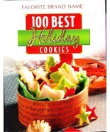 Favorite Brand Name, 100 Best Holiday Cookies, Publications Internationa... - $2.99