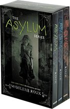 Asylum 3-Book Box Set: Asylum, Sanctum, Catacomb [Paperback] Roux, Madel... - $18.53