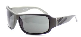 Harley Davidson HDX809 GRY-3 Wraparound Sunglasses Gray 66-14-125 Smoke + CASE - $42.31