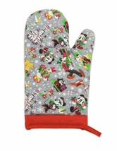 Disney Parks Santa Mickey Mouse and Friends Holiday Oven Mitt - $24.70