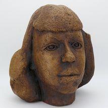 Rudy Autio 1951 Studio Pottery Portait in Sculpture Presentation Piece image 6