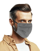 Cloth Protection Face Cover Mask Reusable Washable Breathable Cotton Made in USA image 5