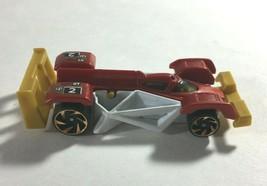 Rare 2016 Mattel Hot Wheels Flash Drive Race Car #2 DTX08 Malaysia - $6.68