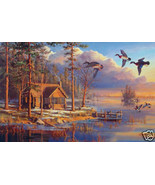 Spring Arrivals by Mary Pettis Wildlife Ducks VCS - $79.20