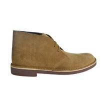 Clarks Bushacre 2 Men's Shoes Wheat Suede 26117749 - $79.95