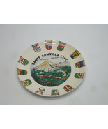 Banff Canada Decorative Porcelain Plate 9 Inches Round - $17.82