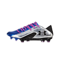 Under Armour Blur Carbon III FG 1235645 400 Soccer Cleats Mens 7 Womens 8.5 - $39.95