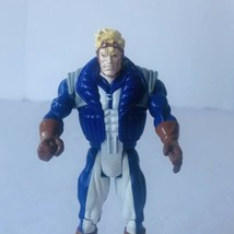 "VTG 1993 Cannonball Cannon Ball 5"" Toy Biz Action Figure X-Men X-Force Marvel - $9.89"