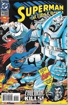 Action Comics Comic Book #695 Dc Comics 1994 Near Mint Unread - $2.99