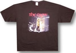 The Crow-Cemetary Glow-XXL Black T-shirt - $12.59
