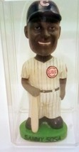 MLB Baseball Sammy Sosa Bobblehead Handpainted Collectable Chicago Cubs - $29.99